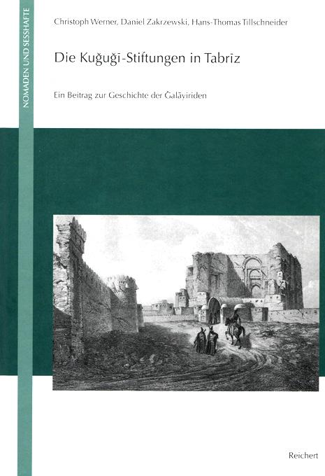 book:Die-Kujuji-Stiftungen-in-Tabriz
