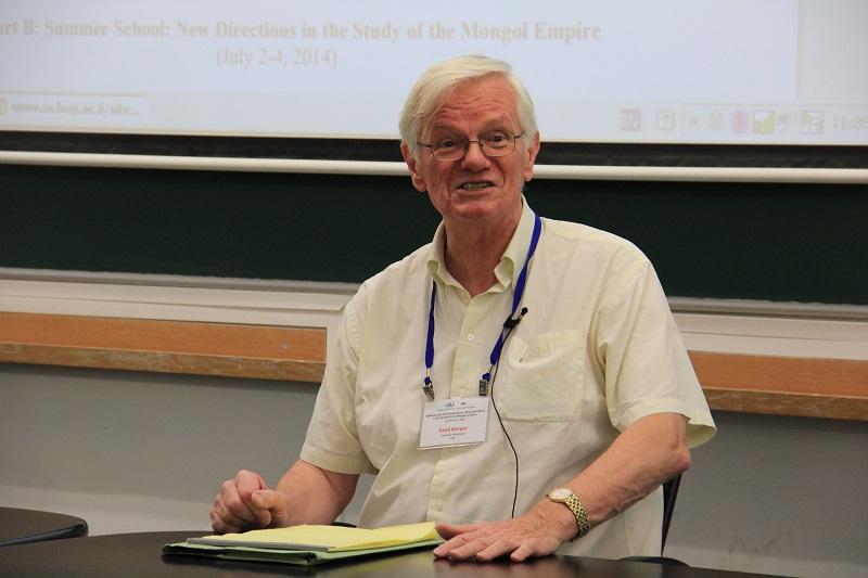 Prof Morgan 2014