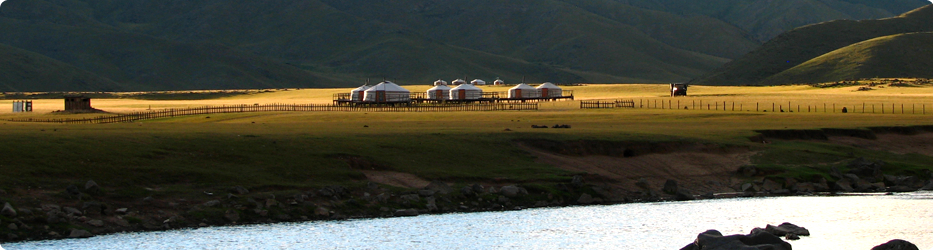 Ger camp, Mongolia 2010