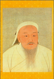 Chinggis Khan in Chinese painting, Yuan dynasty